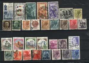 Italy 31 different used  PD