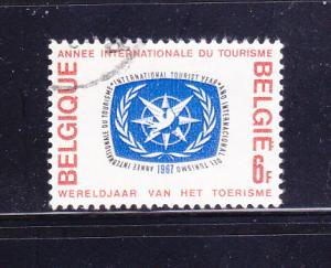 Belgium 682 Set U International Tourist Year (B)