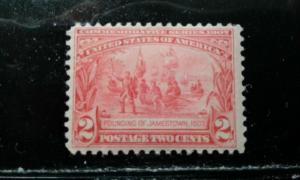 US #329 MNH e193.3750
