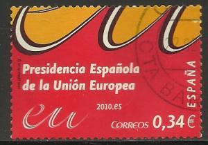 Spain 2010 Scott# 3695 Used
