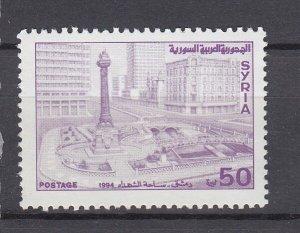 J28862, 1994 syria set of 1 mnh #1323 martyr,s square