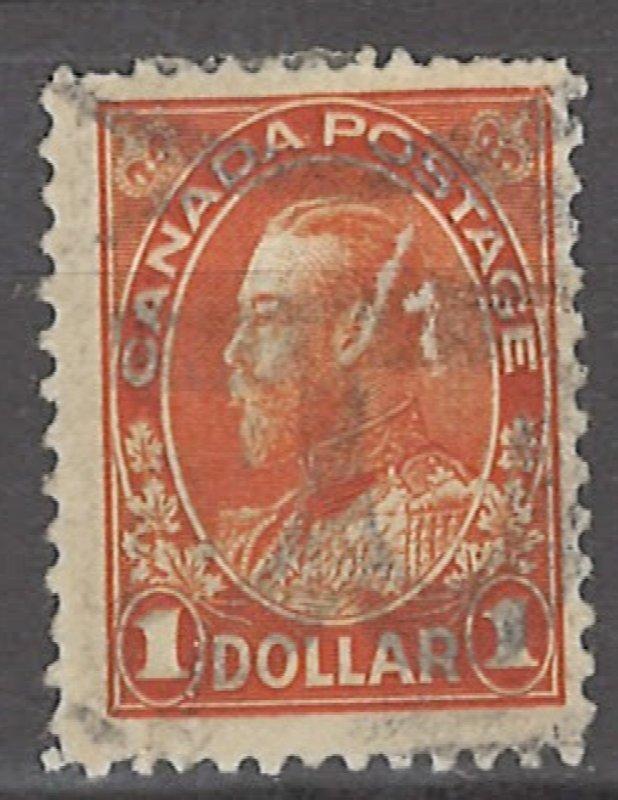 COLLECTION LOT # 3141 CANADA #122 1923 CV+$10