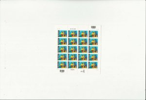 US Stamps Sheet/Postage Sct #3673 Kwanzaa MNH F-VF OG  FV 7.40
