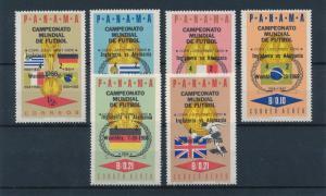 [60530] Panama 1966 World Cup Soccer Football with overprint MNH