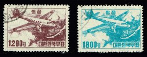 KOREA STAMP  1952 AIR MAIL STAMP OG