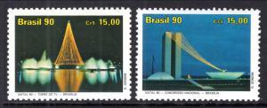 Brazil 2292-2293 MNH VF