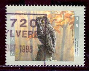 Canada; 1998: Sc. # 1712 : O/Used Single Stamp