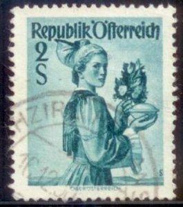 Austria 1948 SC# 546 Used