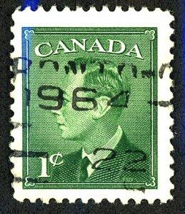 Canada #289 Used