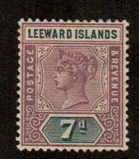 Leeward Islands #6  Mint  Scott $12.00