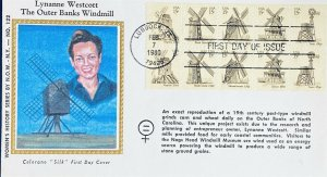Women's History NOW NYC #122 Lyanne Westcott The Outer Banks Windmill