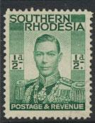 Southern Rhodesia SG 40  Fine Used - no obvious postal cancel