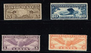 US STAMP BOB AIR MAIL MINT STAMP COLLECTION LOT #2