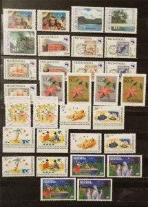MICRONESIA Stamp Lot MNH OG T2471