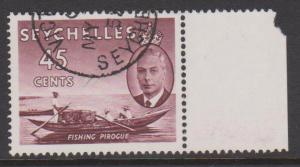 Seychelles Sc#165 Used