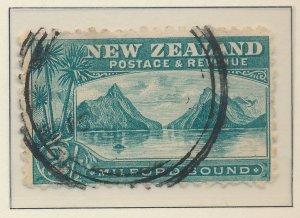 New Zealand Stamp Scott #97, Used - Free U.S. Shipping, Free Worldwide Shippi...