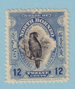NORTH BORNEO 175  MINT HINGED  OG *  NO FAULTS EXTRA FINE !