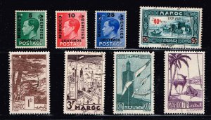 Morocco Stamp USED MINT STAMPS COLLECTION LOT #2