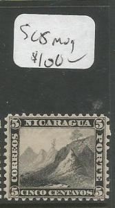 Nicaragua SC 5 MOG (8cgl)