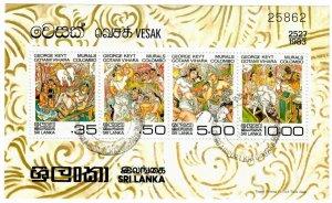 Sri Lanka 681a CTO