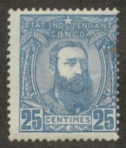 Belgian Congo 8 Mint AVE H th