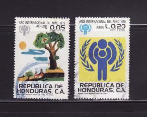Honduras C683, C685 U IYC (E)