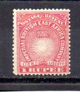 British East Africa 25 MH