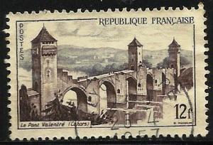 France 1955 Scott# 777 Used