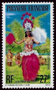 French Polynesia Sc C148 MNH VF SCV$4...Polynesia is Unique!