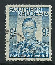 Southern Rhodesia SG 46  VFU
