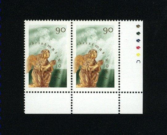 Canada #1776 Mint VF NH pair  PD 3.00
