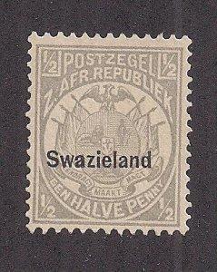 SWAZILAND SC# 1  FVF/MNG