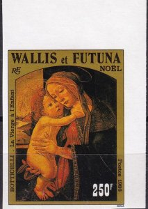 Wallis & Futuna Islands #346  MNH Imperf  (Z9197)