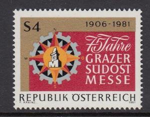 Austria 1189 Graz Fair mnh