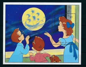 [22521] Grenada 1987 Disney Movie Peter Pan MNH