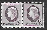 Ross Dependency L8 MNH Pair