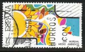 Spain Scott 2413 Used stamp