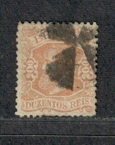 Brazil Sc#84 Used/F-VF, Cv. $30