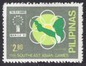 PHILIPPINES SCOTT 1567