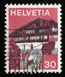 Switzerland, (4250-Т)