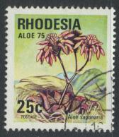 Rhodesia SG 519  SC# 357  Used Succulent Congress see details