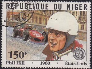 Niger 567 Past Grand Prix Winners 1981