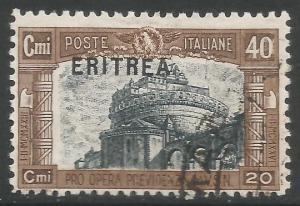 ERITREA B17 VFU K978