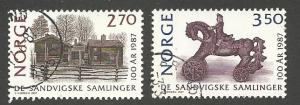 Norway 911-912  Complete