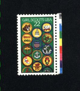 USA #2251  1 used  1987 PD .08
