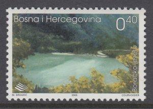 Bosnia and Herzegovina Bosniak Government 361 MNH VF