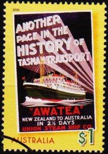 Australia. 2004 $1 S.G.2392 Fine Used