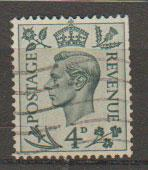 GB George VI  SG 468 Used