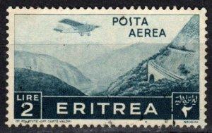 Eritrea #C13 F-VF Used CV $3.25 (X3330)