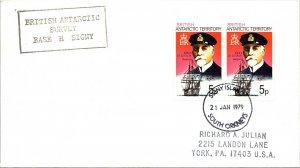 1979 British Antarctic Territory 140